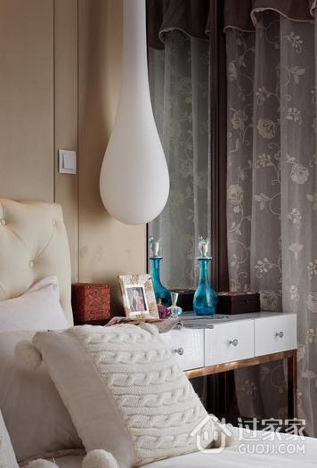 简约温馨时尚家居欣赏卧室局部