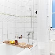 55平北欧风情一居室欣赏卫生间