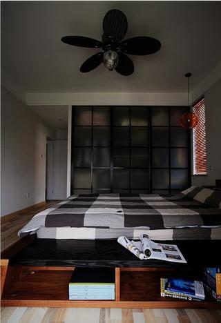 现代摩登风住宅欣赏卧室吊顶