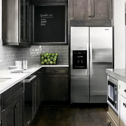 传统与现代的结合设计欣赏厨房过道
