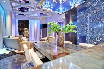 富有异国情调的现代设计欣赏餐厅设计