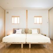 日式MIUI清爽住宅欣赏卧室摆件