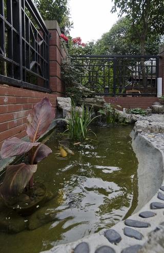 新古典别墅设计图室外效果图
