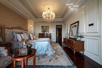 法式奢华住宅欣赏老人房设计