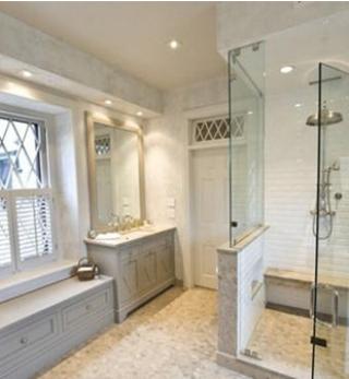 卫生间淋浴房安装注意事项
