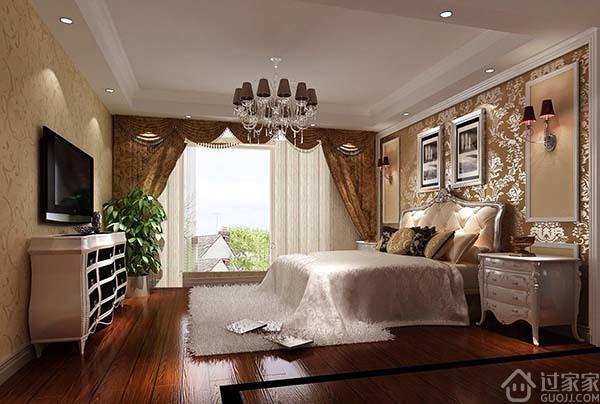卧室就应该装修成这样!卧室装修图片效果图欣赏