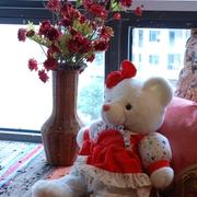 可爱小熊摆饰