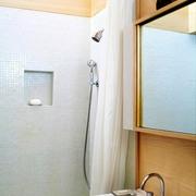 27平简约蜗居设计欣赏卫生间