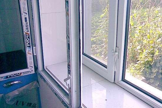 塑钢窗选购与安装攻略