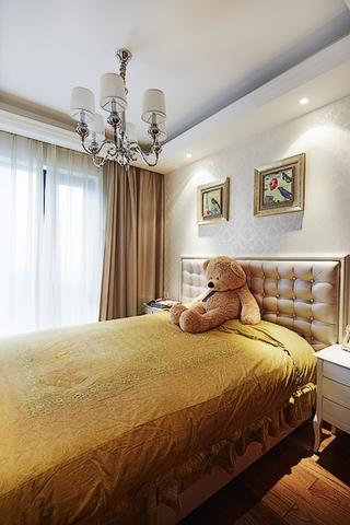 120平奢华新古典欣赏儿童房