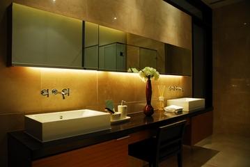 新中式风格卧室床品