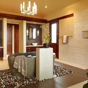 新中式风格设计浴室