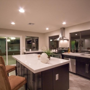 现代简约风套图开放厨房