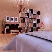 简约舒适住宅欣赏卧室