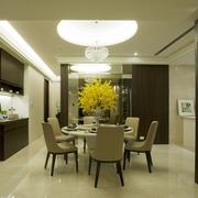精致工艺现代住宅欣赏餐厅