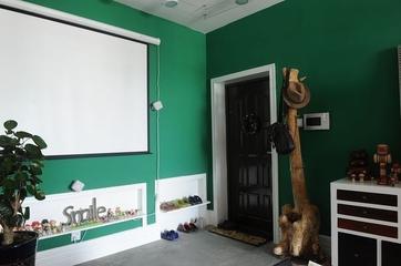 简洁一居室小豪宅欣赏玄关鞋柜