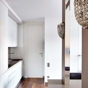 52平改造后的简约住宅欣赏厨房效果