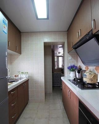 温馨婚房装修两居室欣赏厨房