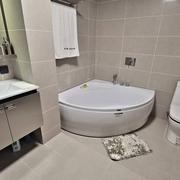 现代风格住宅套图卫浴间