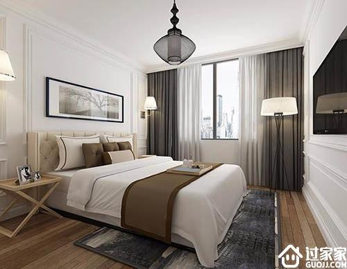 8种不同风格卧室效果图,款款美呆!