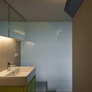 现代卫浴洗手台