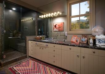 混搭装饰住宅效果欣赏卫生间效果