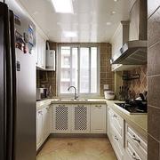 厨房橱柜装修效果图 时尚大气