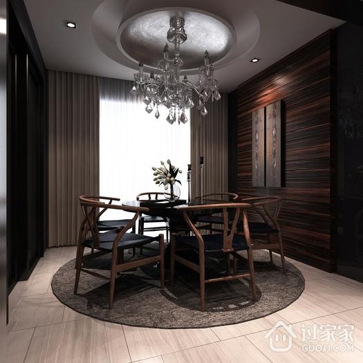 雅致新中式住宅欣赏