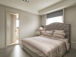 卧室室内门装修效果图 简约美式家居
