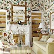 繁花散作壁纸控的家欣赏客厅