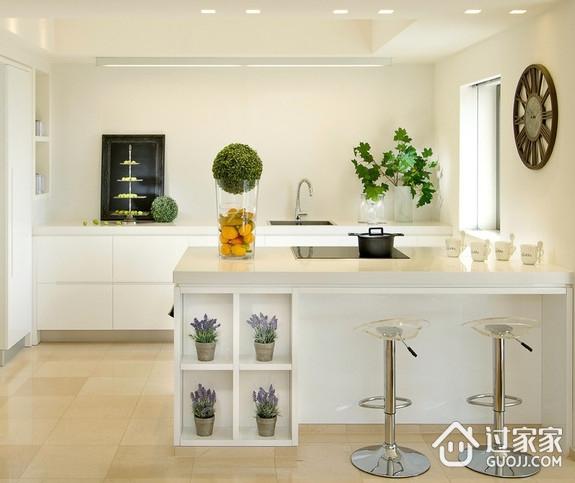 教你四步打造一个完美开放式厨房