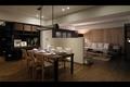 餐厅橱柜摆件设计效果图