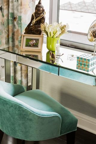 新古典装饰住宅设计吧台