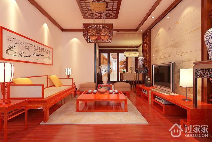 118平新中式住宅欣赏