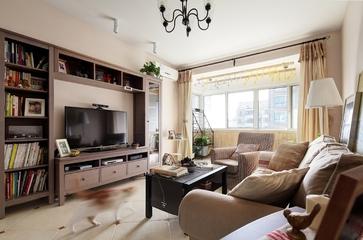 素色调美式住宅欣赏
