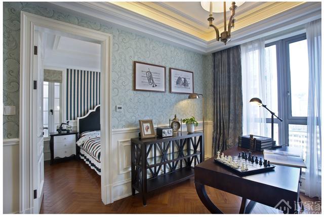 家装设计成这样的欧式风格,没有人不喜欢