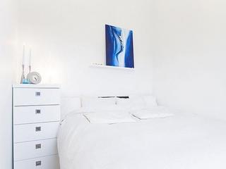简约经典40平小户型欣赏卧室