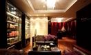 欧式风格设计酒室沙发背景