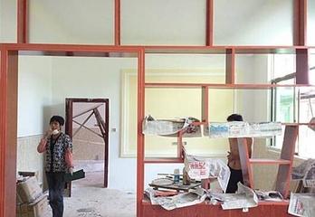 家庭装修施工顺序图及施工详细内容