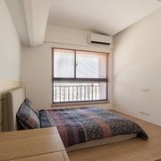 日式淡雅住宅欣赏卧室设计