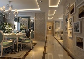 新古典三室住宅欣赏