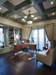 美式风格装修效果设计书房