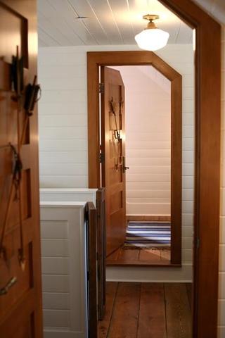 印度亨利岛美式别墅住宅室内门