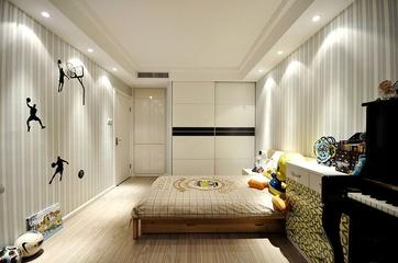 102平新古典住宅欣赏儿童房