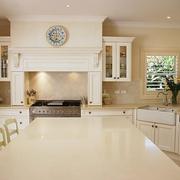 简欧风格装饰效果厨房背景墙