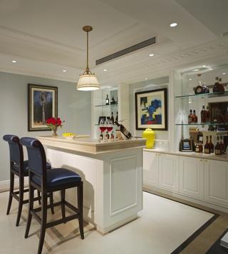 新古典三室样板间欣赏厨房