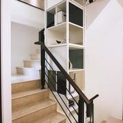 简约复式环保家居欣赏楼梯间设计