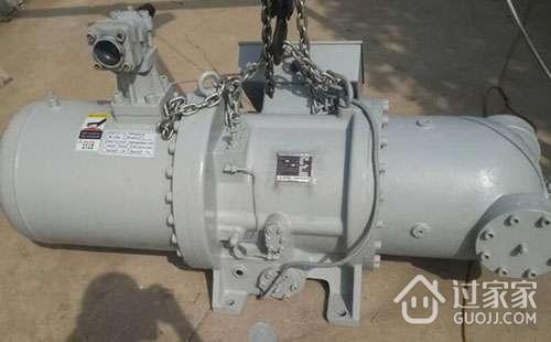 中央空调压缩机工作原理及维护方法