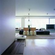 现代风格设计住宅客厅