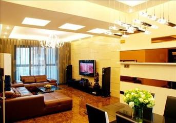 89平简约两室两厅案例欣赏